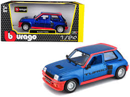 BU RENAULT 5 TURBO 1:24 - Wild Willy
