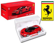Bburago FERRARI LA FERRARI SIGNATURE - Wild Willy