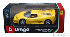 Bburago Ferrari F50 1/24 - Wild Willy