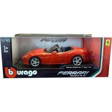Bburago Ferrari California T (Open Top) - Wild Willy