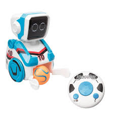 SILVERLIT ROBOT BALL SHOOTING KICKABOT - Wild Willy