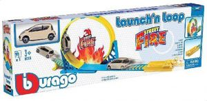 BU STREET FIRE LAUNCH & LOOP SET - Wild Willy - Toys Lebanon