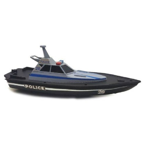 Maisto Tech R/C High Speed Police Boat - Wild Willy