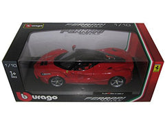 BBURAGO LA FERRARI 1/18 DIE CAST MODEL - Wild Willy