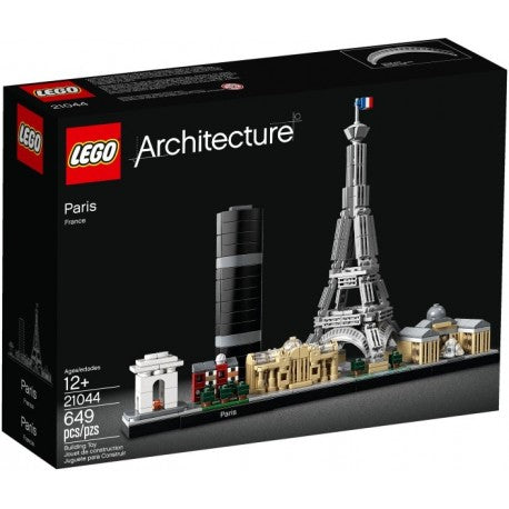 LG ARCHITECTURE PARIS FRANCE 12+ 21044 - Wild Willy - Toys Lebanon
