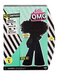 LOL Surprise O.M.G. Fashion Doll with 20 Surprises