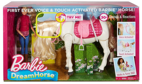 Barbie with horse - Wild Willy