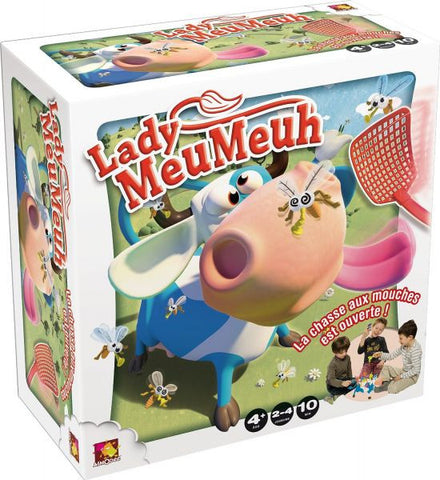Lady meuh meuh le jeu - Wild Willy