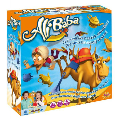 Ali Baba - Wild Willy - Toys Lebanon