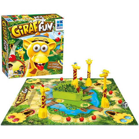 Giraf fun le jeu - Wild Willy