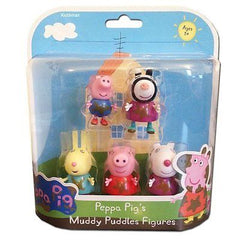 PEPPA PIG 10 FIGURINES - Wild Willy