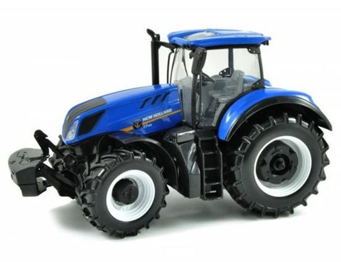 BU NEW HOLLAND T7 TRACTOR - Wild Willy - Toys Lebanon