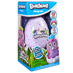 Spinmaster Bunchems Hatchimals Penguala Building Kit - Wild Willy - Toys Lebanon