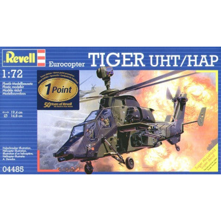 Revell EUROCOPTER TIGER UHT/HAP 1:72 - Wild Willy - Toys Lebanon