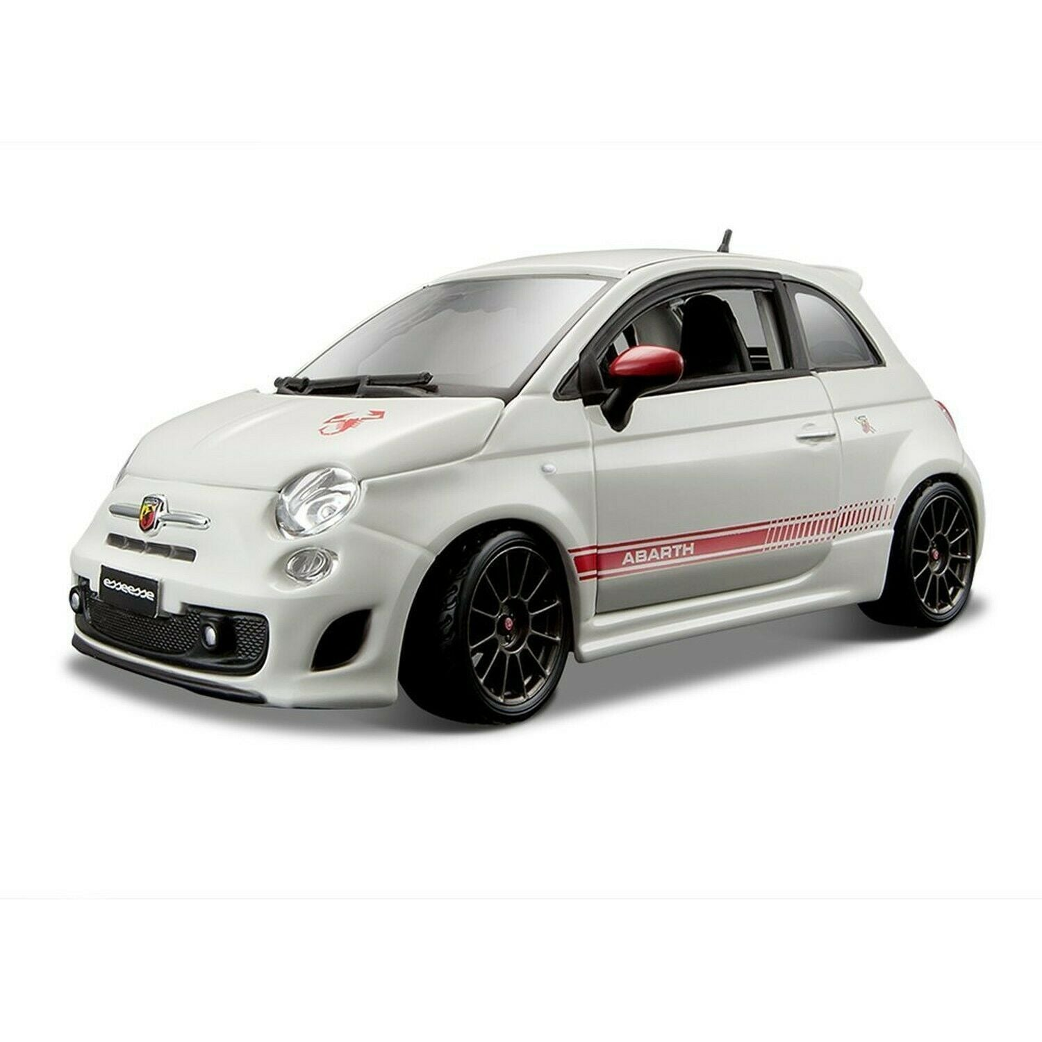 BU 1/24 - ABARTH 500 ESSEESSE - Wild Willy - Toys Lebanon