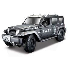 Maisto Jeep Rescue Concept 1:18 - Wild Willy