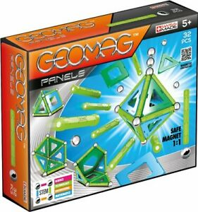 GEOMAG PANELS 32PCS GM460 - Wild Willy