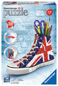 RB 3D PZ GREAT BRITAIN SNEAKERS - Wild Willy - Toys Lebanon