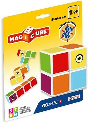 Geomag MAGICUBE STARTER SET GM136 - Wild Willy - Toys Lebanon