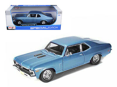 MS CHEVROLET NOVA SS COUPE '70 1:18 ( MS31132 ) - Wild Willy - Toys Lebanon