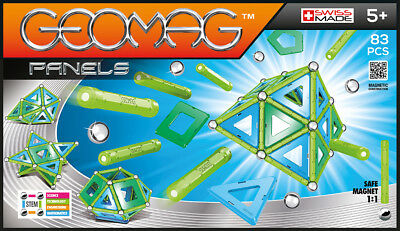 GEOMAG PANELS 83PCS GM462 - Wild Willy - Toys Lebanon
