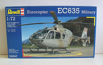 Revell EUROCOPTER EC635 MILITARY 1:72 - Wild Willy - Toys Lebanon