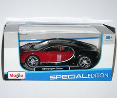 MS BUGATTI CHIRON 1:24 - Wild Willy - Toys Lebanon