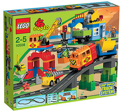 LG DUPLO DELUXE TRAIN SET ( LG10508 ) - Wild Willy - Toys Lebanon