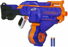 HB NERF N-STRIKE ELITE INFINUS 8+ E0438 - Wild Willy - Toys Lebanon