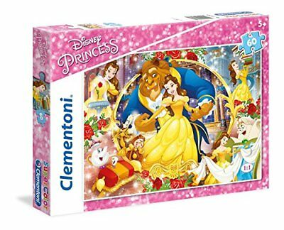 CL 60PCS SUPERCOLOR DISNEY BEAUTY & THE BEAST 5+ 33.5*23.5CM - Wild Willy - Toys Lebanon