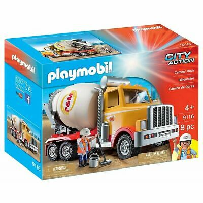 PM CITY ACTION CEMENT TRUCK (PM9116) - Wild Willy - Toys Lebanon