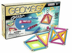GEOMAG GLITTER 22 PCS ( GM530 ) - Wild Willy