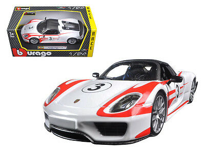 BU 1:24 RACE PORSCHE 918 WEISSACH(28009) - Wild Willy - Toys Lebanon