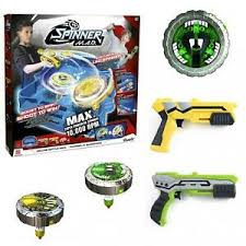 Silverlit Spinner Mad Deluxe Battle Pack