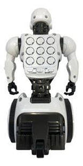 SilverLit Junior 1.0 White Programmable Robot with Touchpad