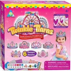 ORB STICKY MOSAICS TWINKLE TIARAS - Wild Willy