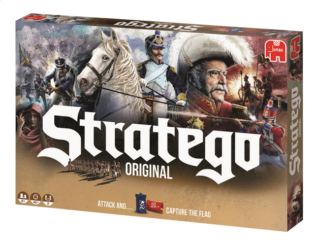 STRATEGO ORIGINAL - Wild Willy