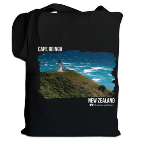 NZ Canvas Bag - Photo of Cape Reinga