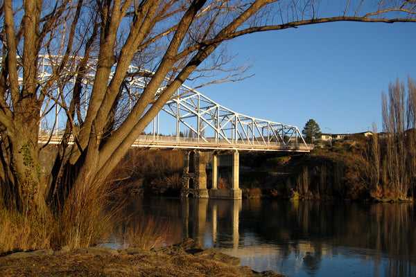 Photo of Alexandra Bridge, Central Otago