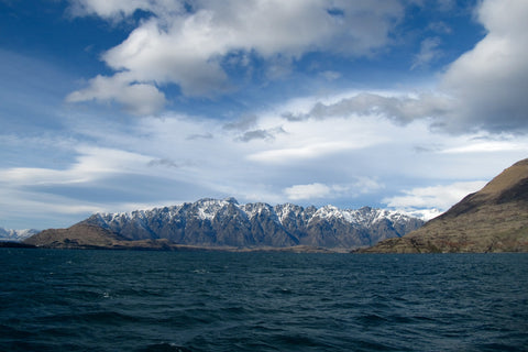 A photo from Lake Wakatipu