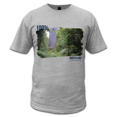Tee - NZ Men's Photo of Tane Mahuta