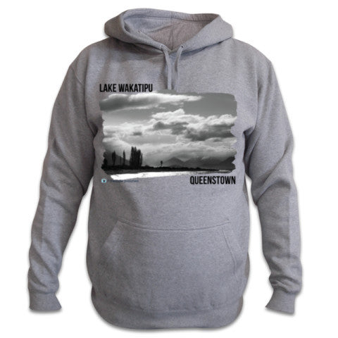 Photo of Grey Queenstown Hoodie