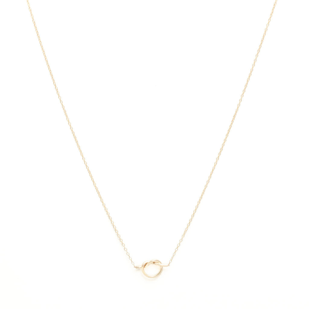 Ella Knot Necklace
