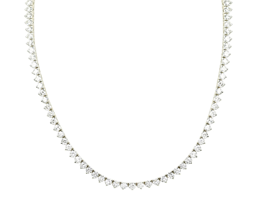 Étoile Diamond Tennis Necklace