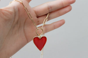 Amore Heart Necklace