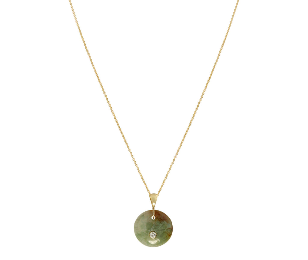 Atlas - Jade Necklace