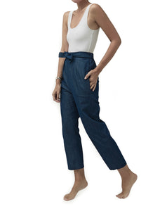 Alizee Chambray Pants