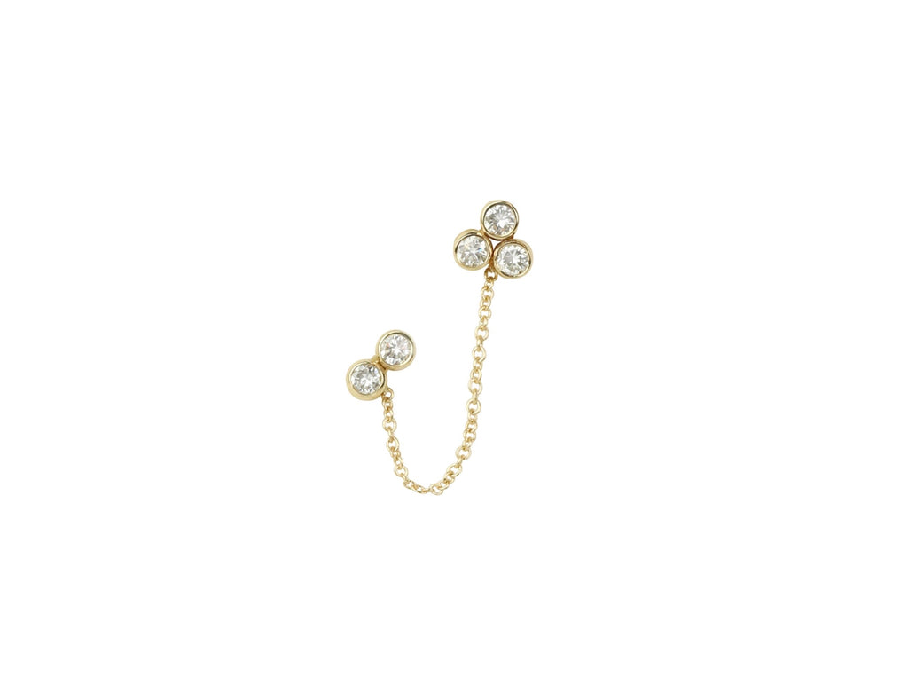 Adele Diamond Earring