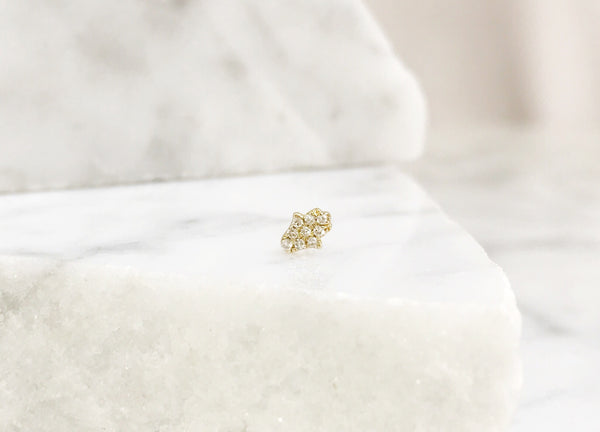 Pick Your Own Studs Solid 14k Gold