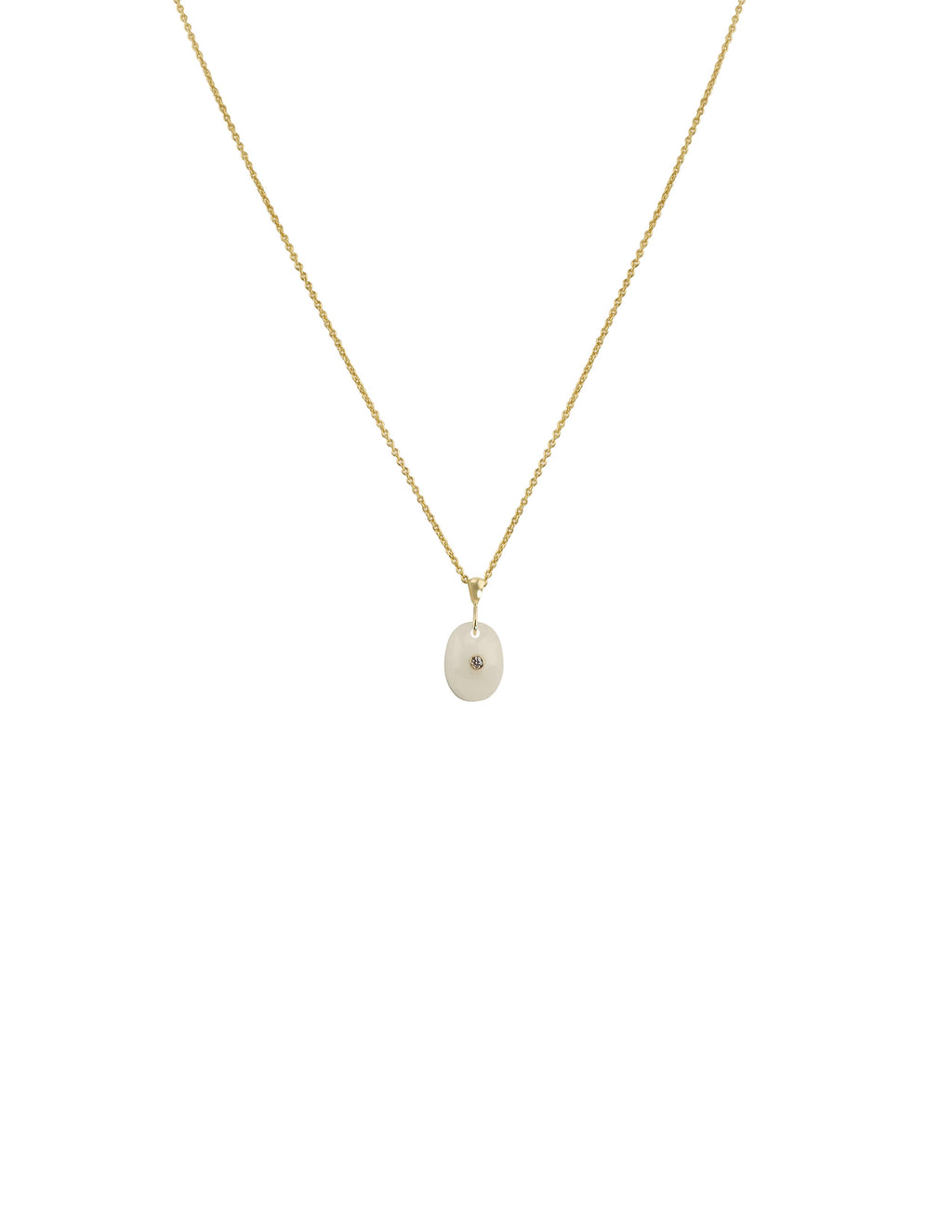 Lune - Quartz Necklace